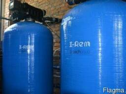 Industrial water treatment equipment - photo 2
