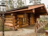 Производим деревянные бани