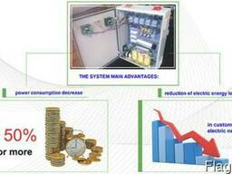 Saving energy consumption by 50% or more - STH-technology