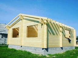 Wooden Houses Kit from Glued Laminated Timber - photo 4