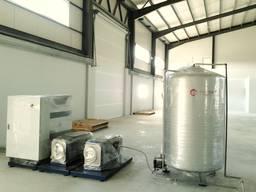 Биодизельный завод CTS, 1 т/день (Полуавтомат), сырье животный жир