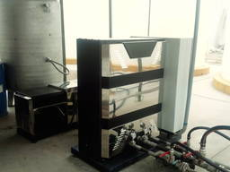 Оборудование для производства гомогенизированного топлива. CTS