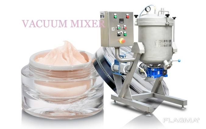 Body cream making machine