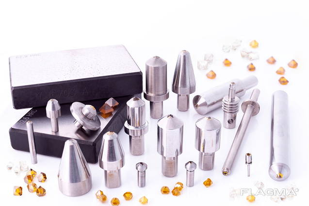 Manufacturing of diamond tools