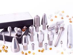 Manufacturing of diamond tools