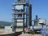 Modular asphalt plant Parker TransMix 2300 (200 tph, United Kingdom) - photo 2