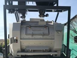 MVS 60M 60m3/hour Mobile Concrete Batching Plant - фото 3