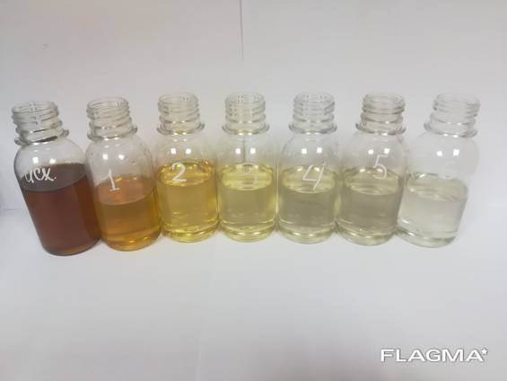Очистка глицерина