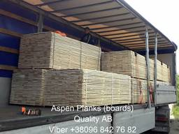 Sell sawn timber, edged planks, blanks Aspen - photo 2