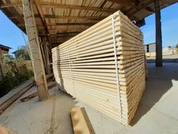 Sell sawn timber, edged planks, blanks Aspen