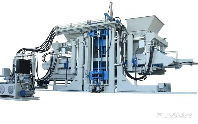 Блок машинс для производства тротуарной плитки R-500 Базовый