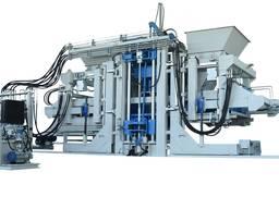 Блок машина для производства тротуарной плитки R-400 Эконом