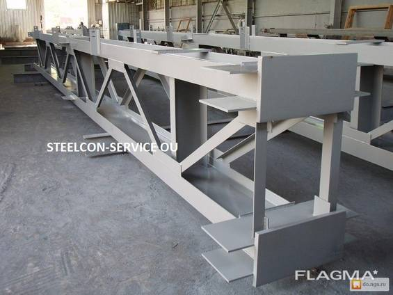 Offer subcontract works, welded steel construction