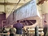 We build sailing/motor boats from aluminium - photo 3
