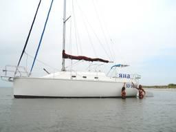 We build sailing/motor boats from aluminium