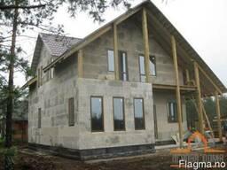 Wood wool cement board - photo 5